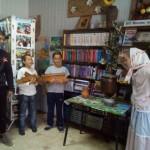 Апшеронская городская  библиотека №1