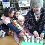 Апшеронск городская библиотека №3